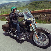 Best motorcycle tour in tuscany