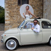 Fashion fiat 500 marriage rental thumbnail