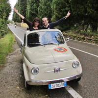 Florence fiat 500 excursion thumbnail