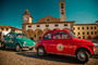 vintage fiat 500 tour with villa visit