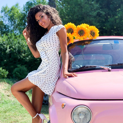 Vintage Fiat 500 discount offer tours